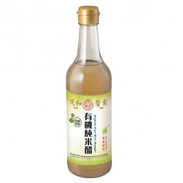 有機純米醋 - 500毫升