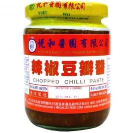 辣椒豆瓣醬 - 210毫升