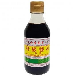 特級醬油(頭抽-生抽) - 210毫升